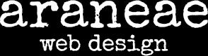 Araneae Web Design Logo